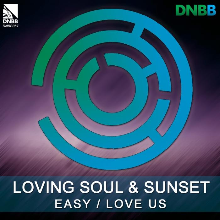 LOVING SOUL/SUNSET - Easy
