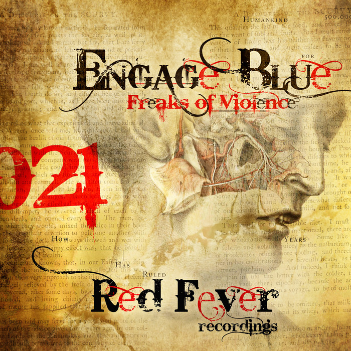 ENGAGE BLUE - Freaks Of Violence