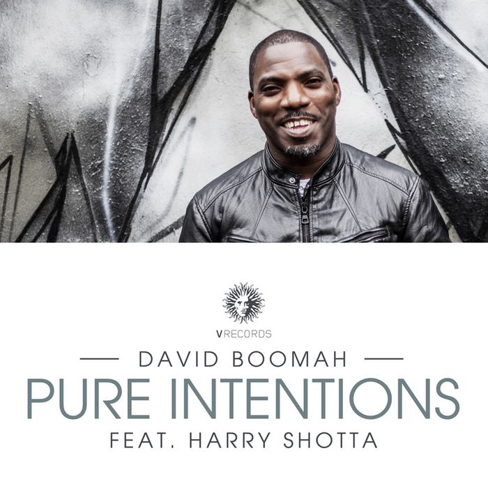 DAVID BOOMAH - Pure Intentions