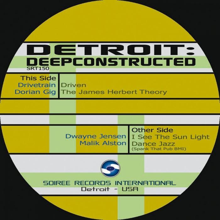 VARIOUS - Detroit: Deepconstructed