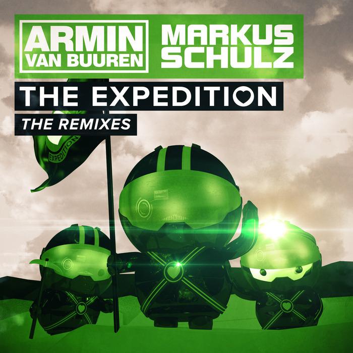 VAN BUUREN, Armin/MARKUS SCHULZ - The Expedition (A State Of Trance 600 Anthem)