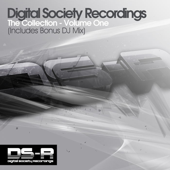 DSR/VARIOUS - DS R: The Collection Volume One (unmixed tracks)