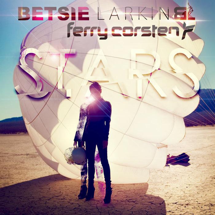 BETSIE LARKIN with FERRY CORSTEN - Stars