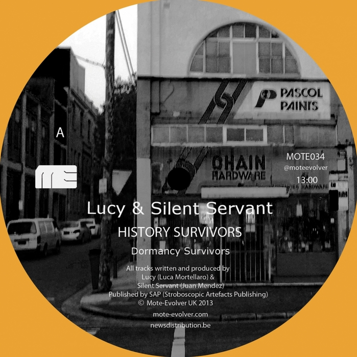 LUCY/SILENT SERVANT - History Survivors