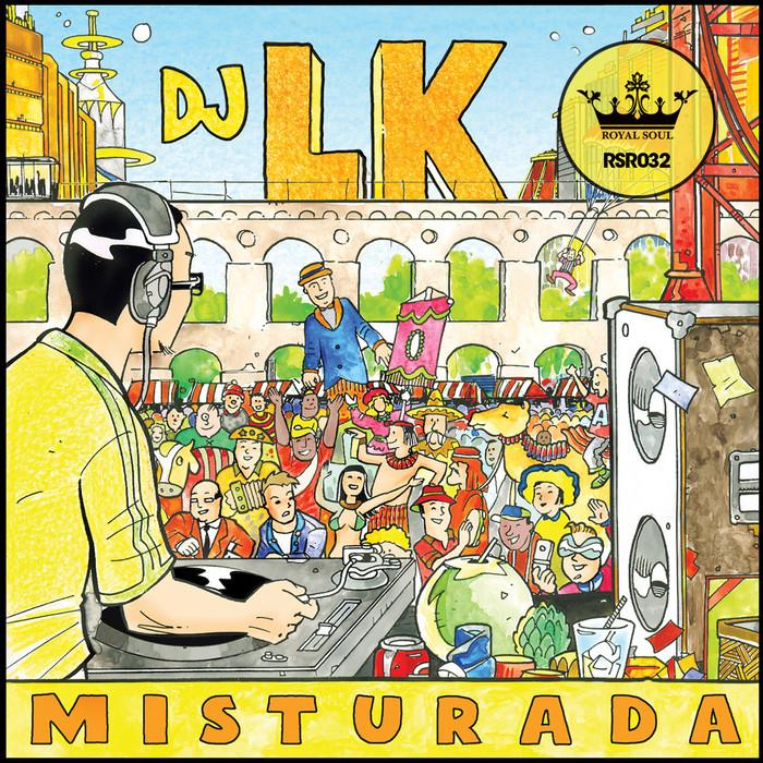 DJ LK - Misturada