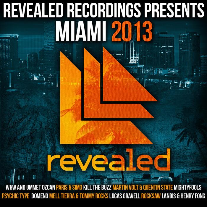VARIOUS - Revealed Recordings Presents Miami 2013