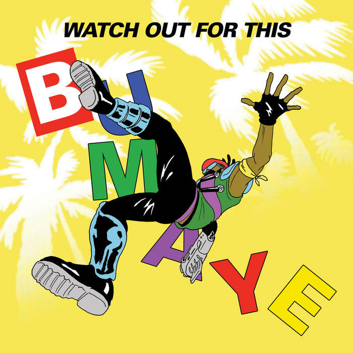 MAJOR LAZER - Watch Out For This