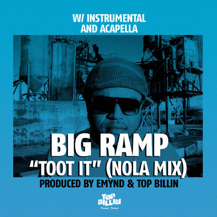 EMYND/TOP BILLIN feat BIG RAMP - Toot It