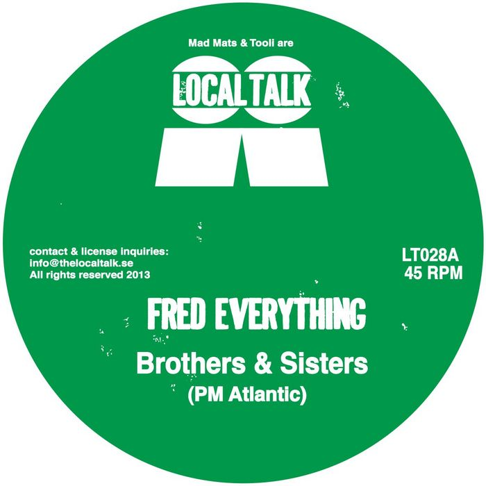 EVERYTHING, Fred - Brothers & Sisters/Legacy