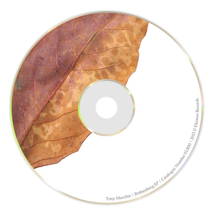 MACCHIA, Tony - Rothenberg EP