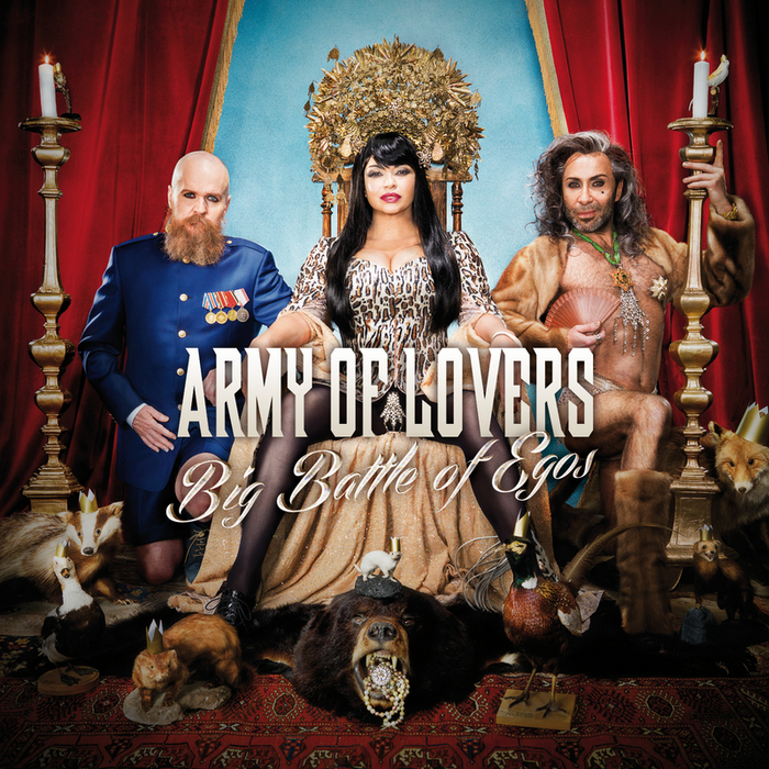 Iam A Rider Mp3 Downlod: Big Battle Of Egos By Army Of Lovers On MP3, WAV, FLAC