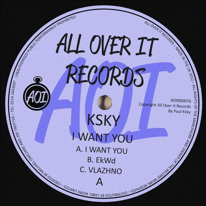 KSKY - I Want You