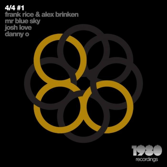FRANK RICE/ALEX BRINKEN/DANNY O/DAN MCKIE/JOSH LOVE - 4/4 #1