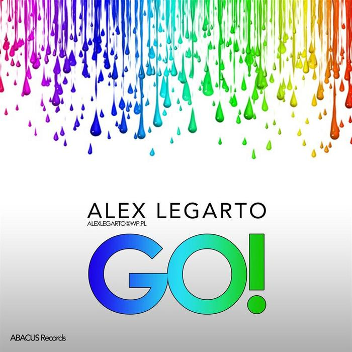 LEGARTO, Alex - Go!
