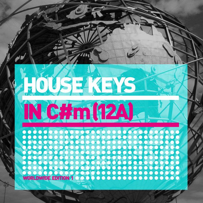 VARIOUS - House Keys (C#m) World Edition 1