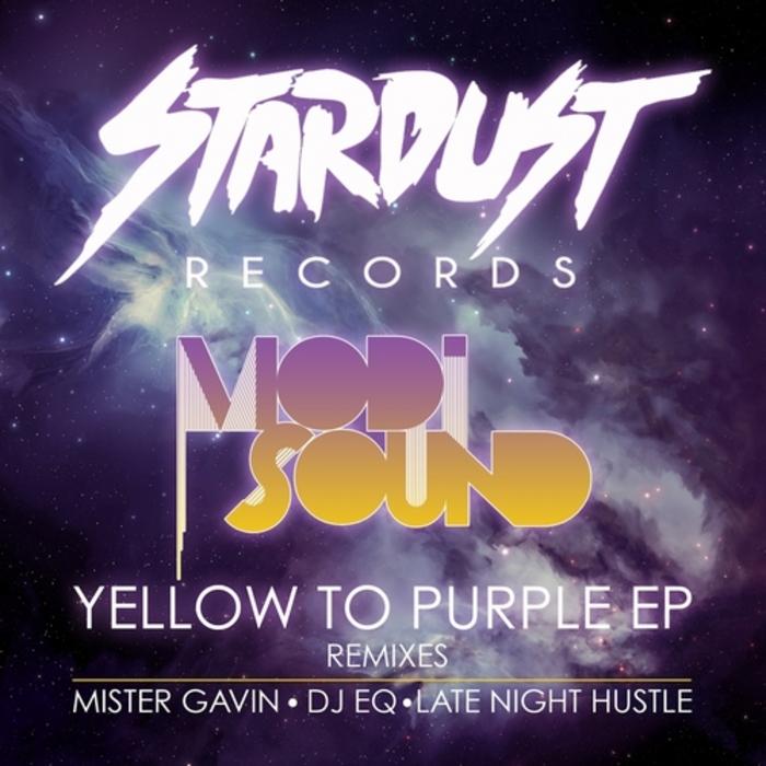 MODISOUND - Yellow To Purple