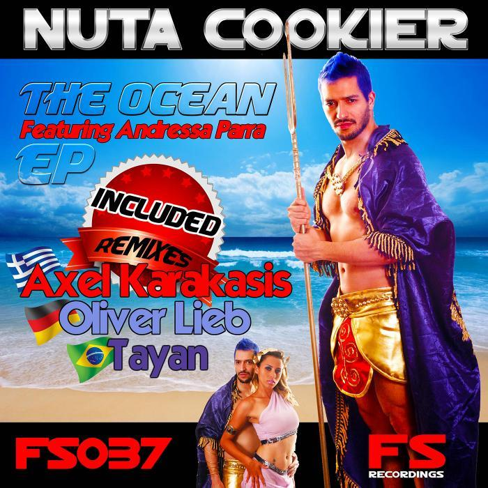 NUTA COOKIER/ANDRESSA PARRA - The Ocean EP