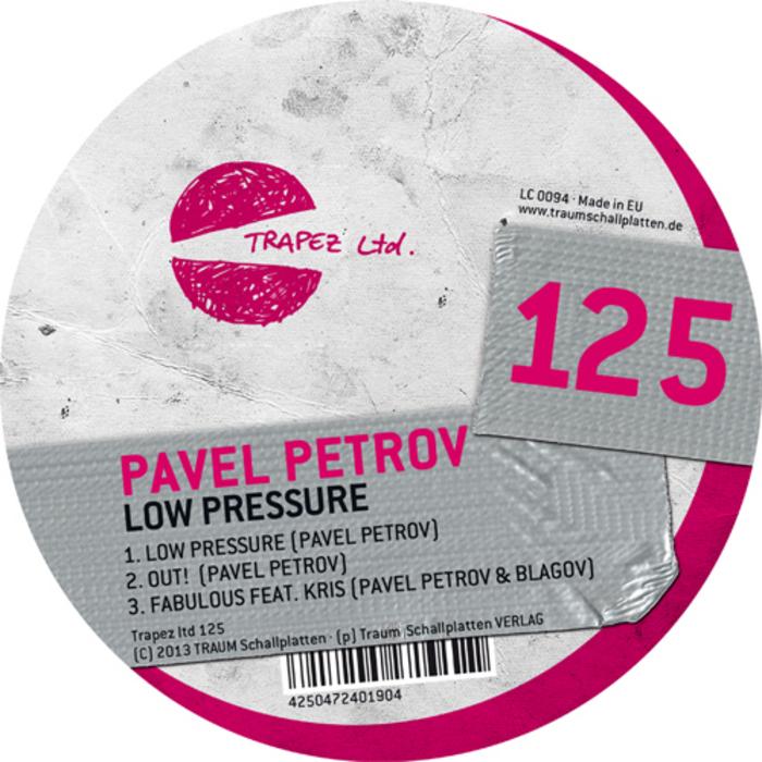 PETROV, Pavel - Low Pressure