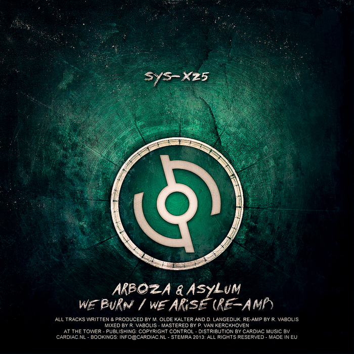 ARBOZA & ASYLUM - We Burn
