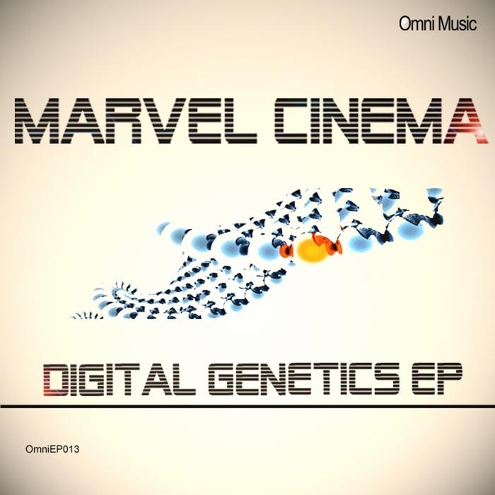 MARVEL CINEMA - Digital Genetics EP