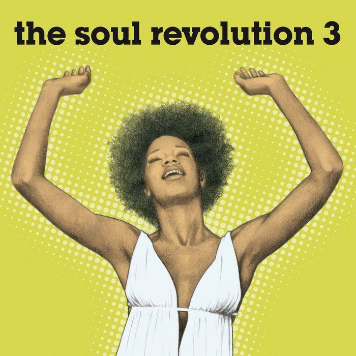 VARIOUS - The Soul Revolution 3