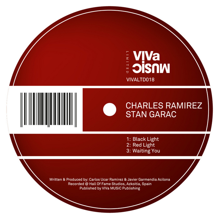 GARAC, Stan & CHARLES RAMIREZ - Black Light
