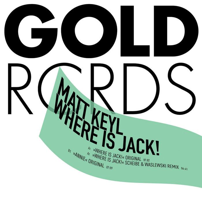 MATT KEYL - Where Is Jack!