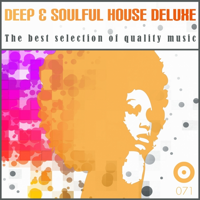 VARIOUS - Deep & Soulful House Deluxe (The Best Selection Of Quality Music)