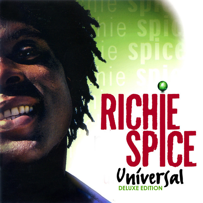 RICHIE SPICE - Universal (deluxe edition)