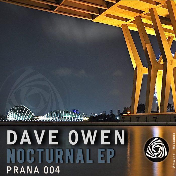 OWEN, Dave - Nocturnal EP