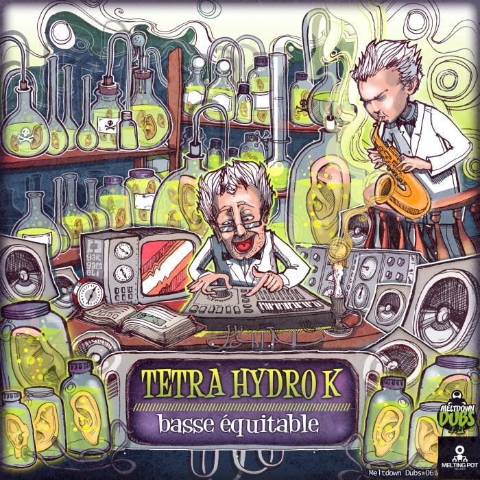TETRA HYDRO K - Basse Equitable