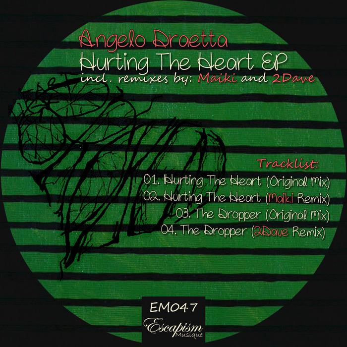 DRAETTA, Angelo - Hurtin The Heart EP