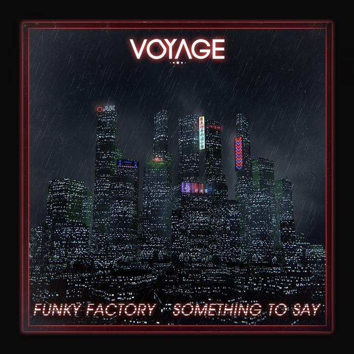 FUNKY FACTORY, The - Something To Say