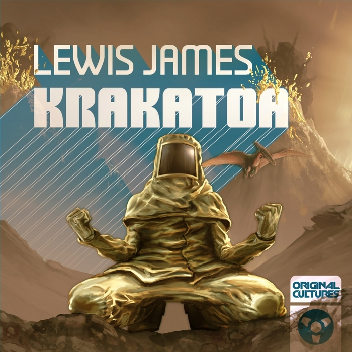 JAMES, Lewis - Krakatoa