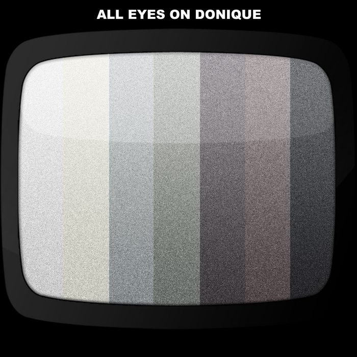 DONIQUE/VARIOUS - All Eyes On Donique