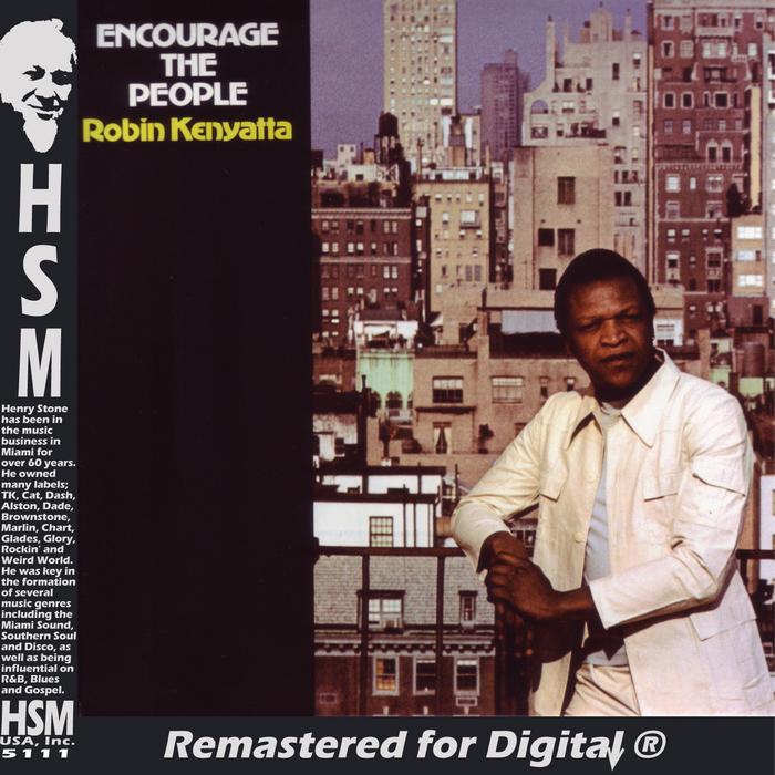 KENYATTA, Robin - Encourage the People