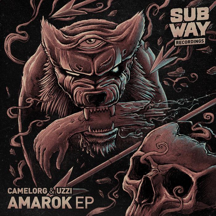 CAMELORG/UZZI - Amarok EP