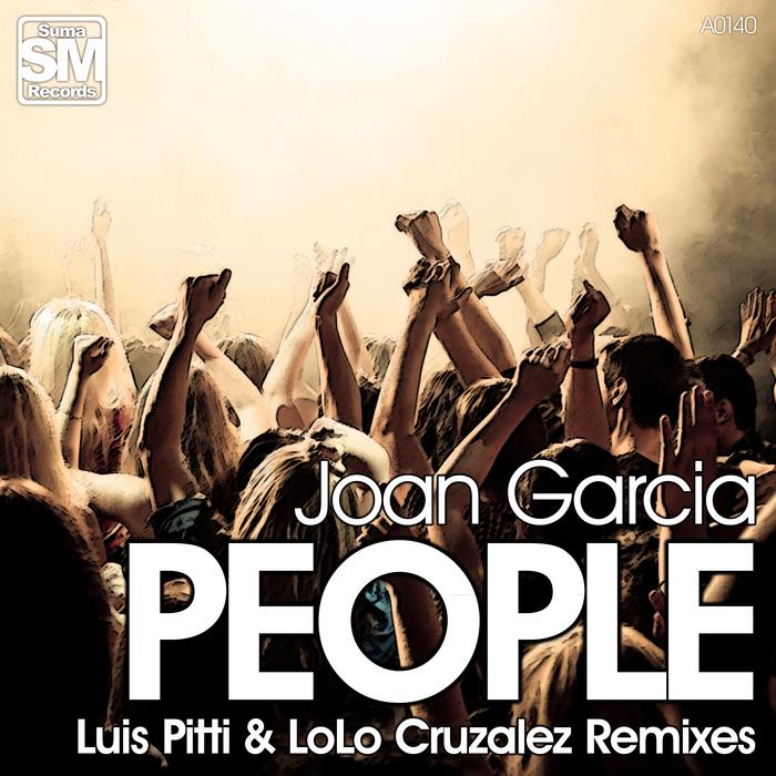 JOAN GARCIA - People