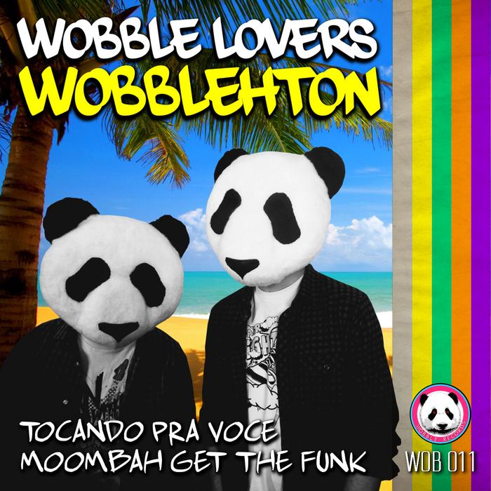 WOBBLE LOVERS - Wobblehton EP (Remastered)