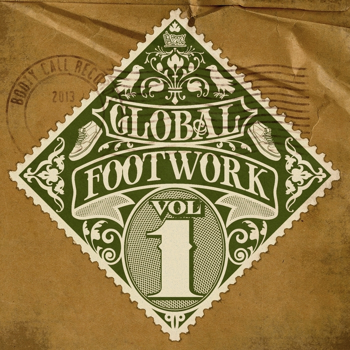 VARIOUS - Global Footwork Vol 1