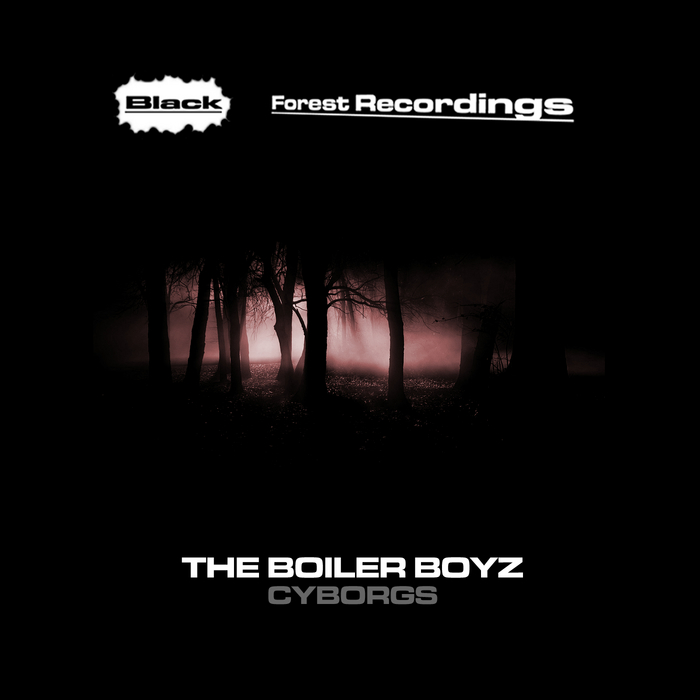 BOILER BOYZ, The - Cyborgs