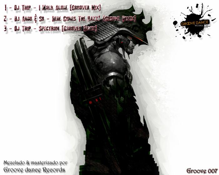 DJ TRIP/DJ ANGU/SB - I Walk Alone