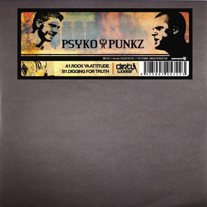 PSYKO PUNKZ - Rock Ya Attitude