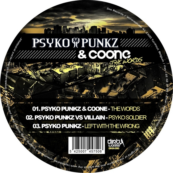PSYKO PUNKZ - The Words