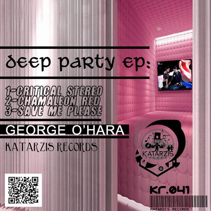 O'HARA, George - Deep Party EP