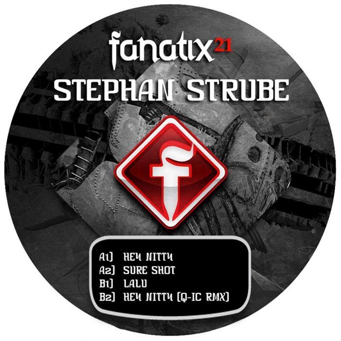 STRUBE, Stephan - Hey Nitty