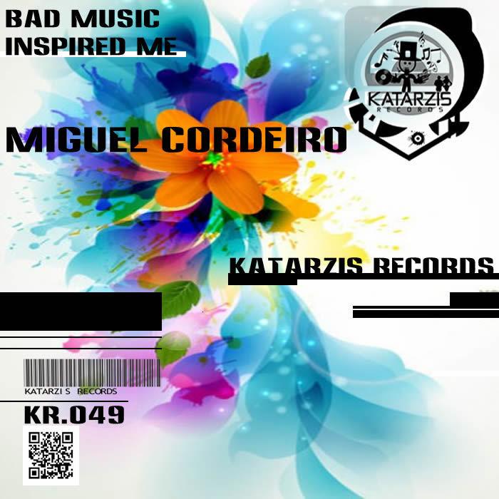 CORDEIRO, Miguel - Bad Music Inspired Me