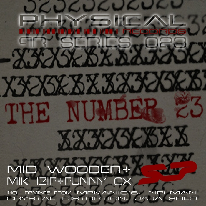 IZIF, Mik/MID WOODER/FUNNY OX - The Number 23