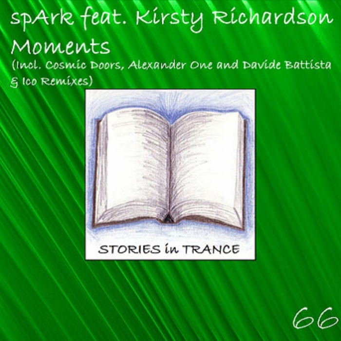 SPARK feat KIRSTY RICHARDSON - Moments