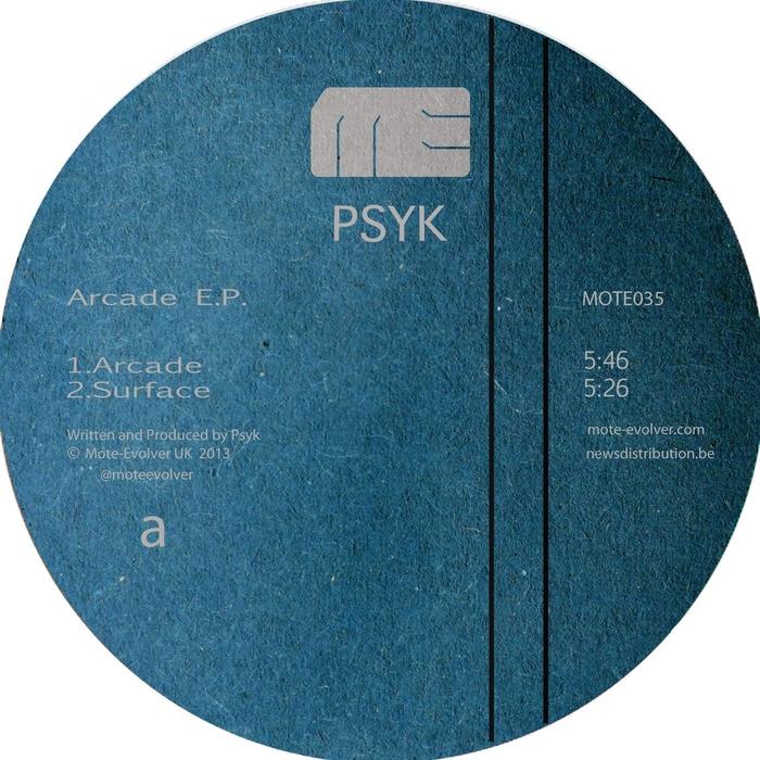 PSYK - Arcade EP
